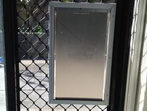 Extra Large Aluminum Pet Door Australiapetdoors Com Au