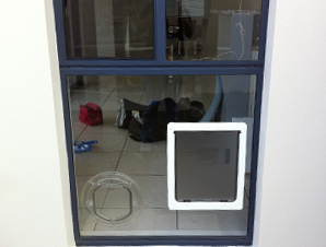 Optional Customised Panel Australiapetdoors Com Au