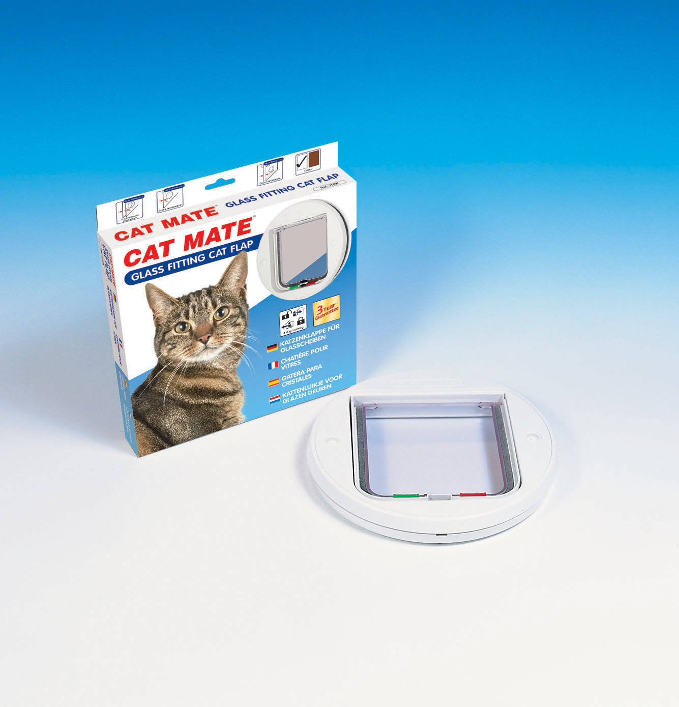 Catmate Circular Cat Door Australiapetdoors Com Au